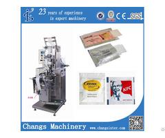 Zjb Series Custom Wet Wipes Making Machine For Sale