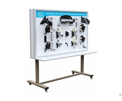 Electric Window Central Control Door Lock And Rearview Mirror Training Panel
