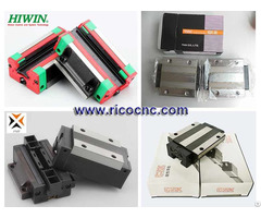 Linear Guide Rail Blocks Cage Carriages For Cnc Router Guideway