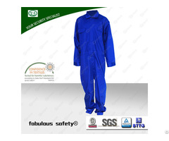 The Mining Anti Electrostatic Flame Resistant Protective Clothing