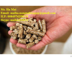 Wood Pellets From Vietnam Stick 6mm For Power Plant
