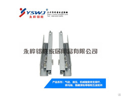 Ys720a 3 4 Extension Concealed Soft Closing Slides