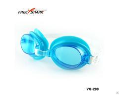 Manufacturer Customized Logo Printing Swim Goggles For Children