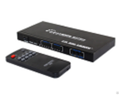 Sn402a Hdmi Matrix 4 In 2 Out Support 4k