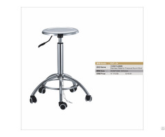 Stainless Steel Air Pressure Round Stool