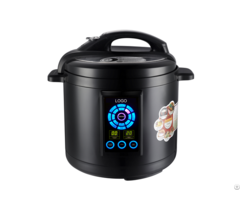 Model#d514 F 7 In 1 Programmable Pressure Cooker With Stainless Steel Cooking Pot