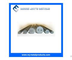 Tungsten Carbide Round Rod With Hole