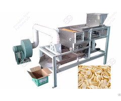 Stainless Steel Peanut Half Cutting Machine With High Quality On Sale