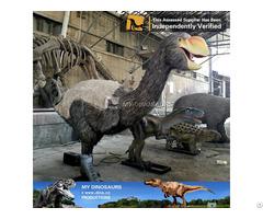 My Dino Animatronic Animal Demon Duck Of Doom For Exhibition