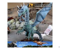 My Dino Life Size Animatronic Dragon