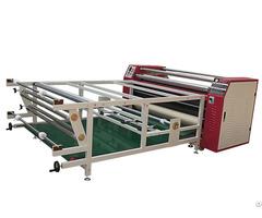 Roller Digital Heat Press Transfer 3d Sublimation Printing Machine