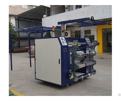 Narrow Fabric Dye Sublimation Heat Press Transfer Printing Machine For Lanyard Lace Ribbon Elastic