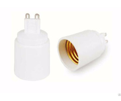 G9 To E27 Lamp Adapter