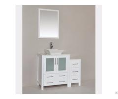 Morden White Bathroom Furniture