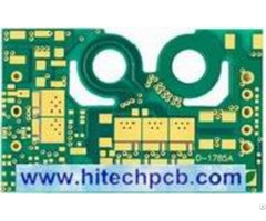 Multilayer Pcb Board From Hitech Manufacturers At Cheap Price