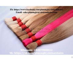 Nice Color Vietnamese Hair Like Supplies Customers 20 80cm