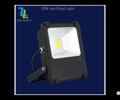 Zenlea High Quality Waterproof 20w Led Flood Light