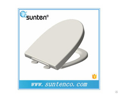 Xiamen White Sanitary Ware Oval Soft Close Toilet Seat Supplier