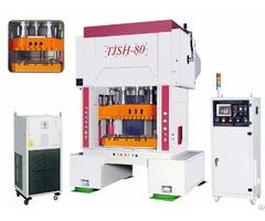 Tjs H 80t High Speed Punching Machine 80 Ton