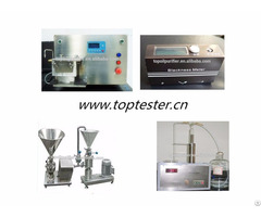 Astm Carbon Black Test Equipment For Iodine Adsorption Ash Content Oil Absorption Value