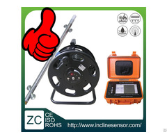Digital Civil Engineering Geotechnical Inclinometer Instrument