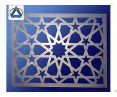 Mashrabiya Aluminum Panel Cmd Ms