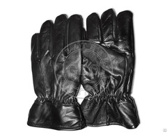 Cheap Price Winter Leather Gloves