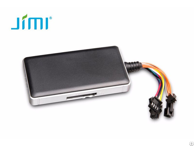 Gt06n Multifunctional Vehicle Tracker With Alarm Features