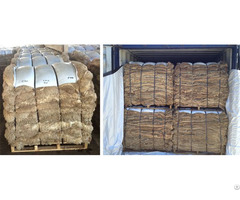 Salted Sheep Hide Container Liner