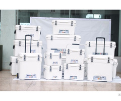 Lldpe Rotational Cooler Box
