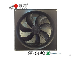 Ac Axial Airflow Fan 25inches External Rotor Motor Powered Ywf A4s 630s