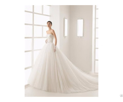 China Factory Wedding Dress For Bridal