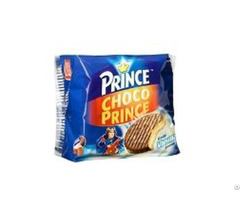 Lu Prince Biscuits Vanilla Choco