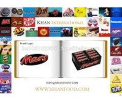 Mars Snickers Twix Bounty Chocolate