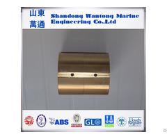 Jq Cs49 Marine Oil Lubricated Stern Shaft Bushing Bronze Bearing