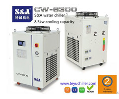 S And A Water Chiller For Led Lighting Machine 220v 380v 60hz 50hz