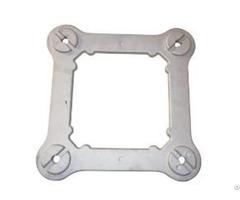 Aluminum Alloy Adc12 Mechanical Component Precision Die Casting