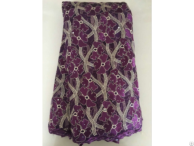 African Natural Fabrics Lace