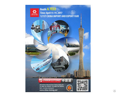 121st China Import And Export Show Canton Fair