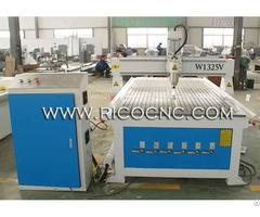 Plywood Panel Cnc Router Slatwall Cutting Machine W1325v