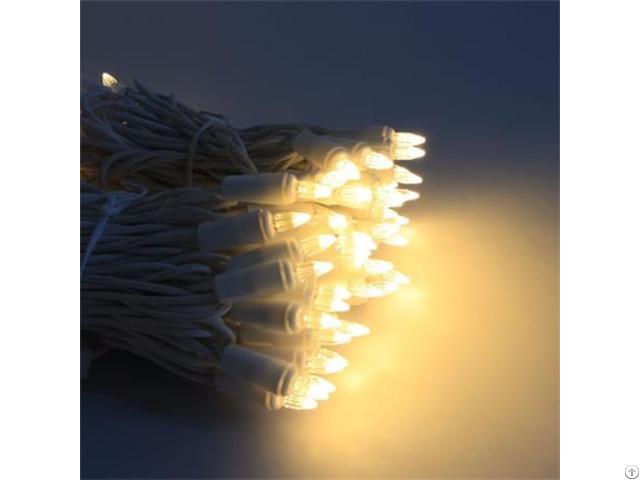 Led String Light Rocket Kf01151