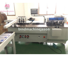Automatic Wire O Binding Machine Pbw580 For Calendar And Notebook