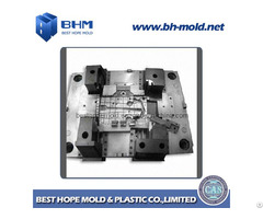 Plastic Injection Mould For Portable Digital Alcohol Tester Shell
