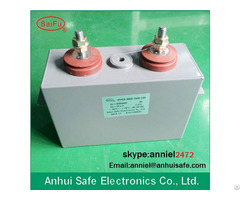 State Owned Enterprises Quality Hot Sale 250uf 2500vdc Oil Type Shunt Low Voltage Power Capacitor