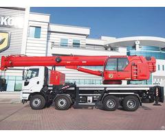 Mobile Crane Hidrokon Hk 120 33 T3 40 Ton