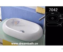 Ceramic Bathroom Basin