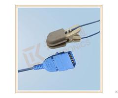Bci Db9 Pin Animal Use Veterinary Clip Spo2 Sensor