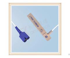 Factory Price Datascope 9 Pin Disposable Spo2 Sensor Neonate Adult 0 9m