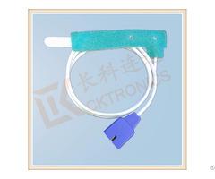 Good Quality Datex 9 Pin Disposable Spo2 Sensor Neonate Adult 0 9m