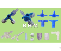High Quality Medical Mold Components Of 3 Way Stopcock